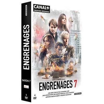 EngrenagesEngrenages Saison 7 DVD