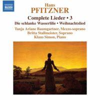 Complete Lieder Volume 3