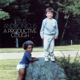 A PRODUCTIVE COUGH/LP BLUE-GREY