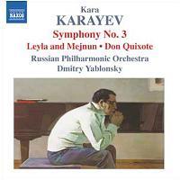 Sinfonie 3/Leyla And Mejnun