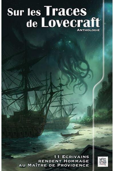 Lovecraft -  : Sur les traces de Lovecraft