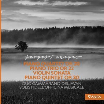 Piano quartet Opus 22 Violin sonata Piano Quintet Opus 30