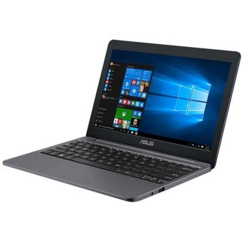 "Asus E203MAH 11.6"" 500GB SSD 4GB RAM Celeron N4000 2.6GHz HD Graphics 600 Grey Laptop"