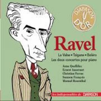 Valse/tzigane/bolero/concertos pour piano