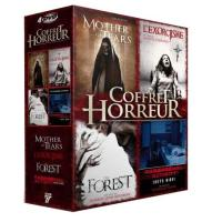 L'exorcisme - Paranormal Activity : Tokyo Night - The Forest - Mother of Tears - Coffret