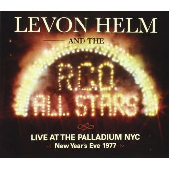 Live At The Palladium In New York City New Year's Eve 1977