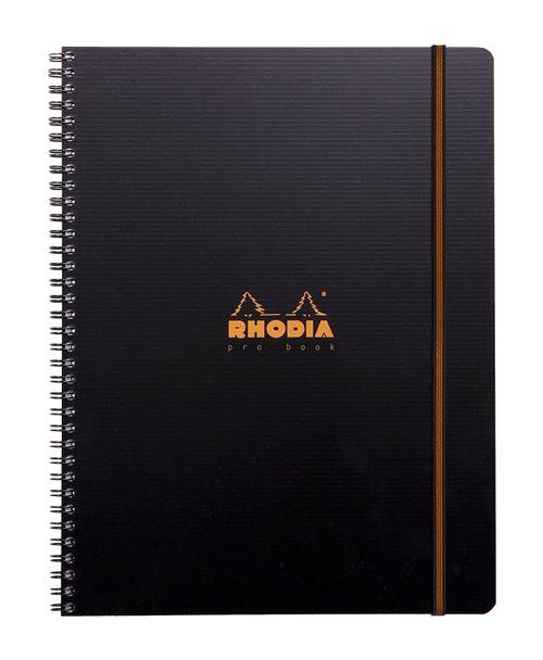 Carnet quadrillé A4+ Rhodia Active Probook