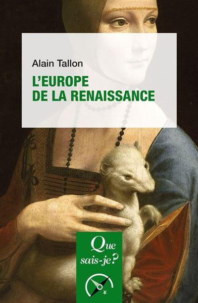 L'Europe de la Renaissance - 9782715406452 - 6,99 €