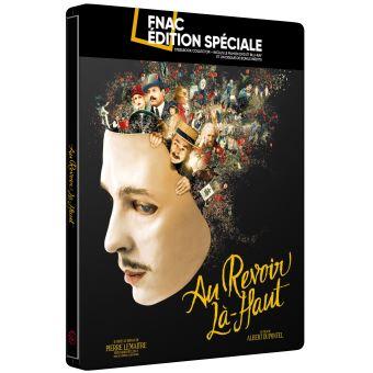 Au revoir là-haut Steelbook Edition spéciale Fnac Blu-ray