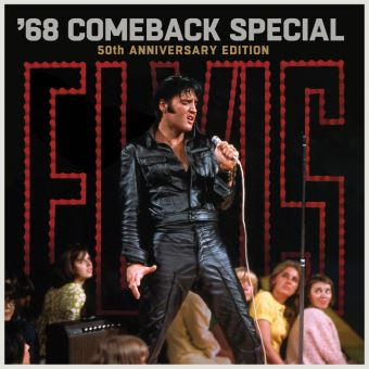 Elvis: '68 Comeback Special: 50th Anniversary Edition DVD