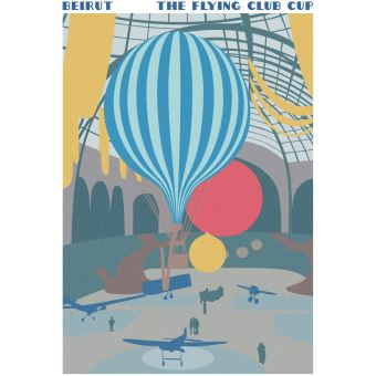 The Flying Club Cup - LP 12''