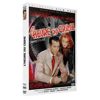 L'heure du crime DVD