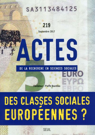 Les classes sociales en Europe