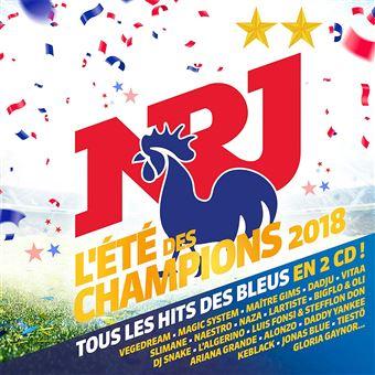 NRJ L'Eté des Champions 2018