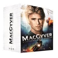 Coffret MacGyver 7 saisons DVD