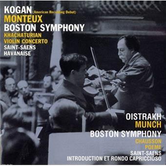 Khachaturian : Violin concerto