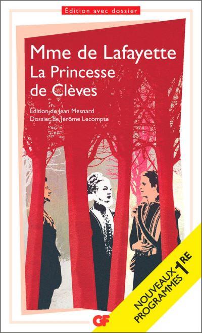 La Princesse de Clèves - 9782081498853 - 2,99 €
