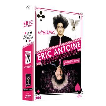 Eric Antoine, Coffret Collector DVD