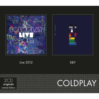Live 2012 / X&Y