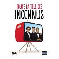 Toute la télé des Inconnus DVD + CD