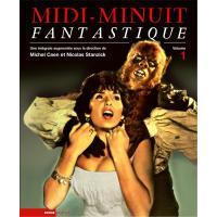 MIDI-MINUIT FANTASTIQUE - VOLUME 1 (livre + DVD)
