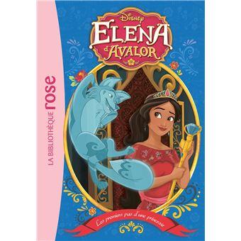 Elena d'AvalorElena d'Avalor 06 - Les premiers pas d'une princesse