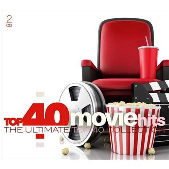 Top 40 Movie Hits Coffret