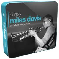 Simply Miles Davis - 3cds From The King Of Jazz