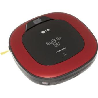 LG VR7412RB Hom Bot Square Carré Aspirateur Robot: