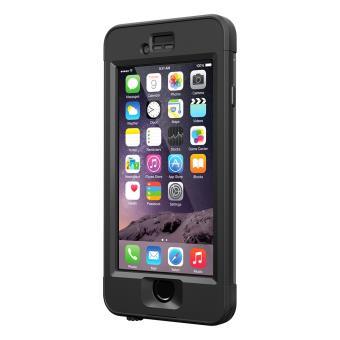Coque Lifeproof Nüüd pour iPhone 6 Noir