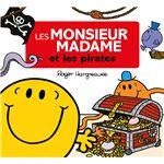 Monsieur Madame et les pirates livre enfant
