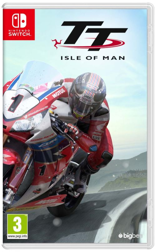 Tourist Trophy Isle of Man Nintendo Switch