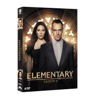 Elementary Saison 6 DVD