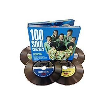 100 SOUL CLASSICS/4CD