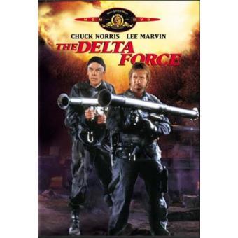 Delta force - DVD Zone 1