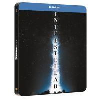 Interstellar Steelbook 2020 Blu-ray