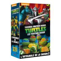 Les Tortues Ninja Saison 2 Volumes 5 à 8 Coffret DVD