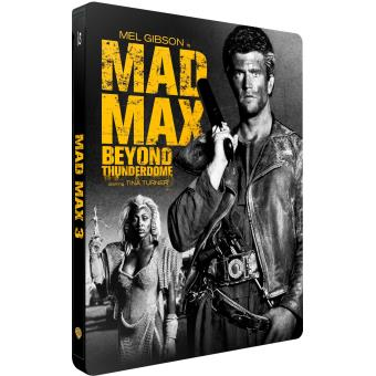 Mad MaxMad Max 3 Steelbook Blu-Ray