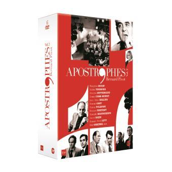 Apostrophes, vol. 2 - Coffret 6 DVD