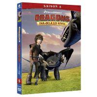 Dragons : Par-delà les rives Saison 5 DVD