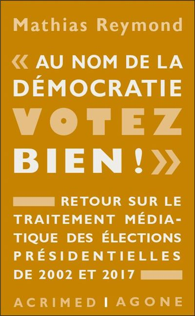 Le mépris de la démocratie