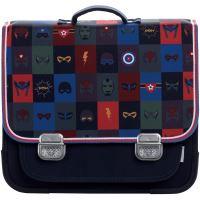 Schoolbag paris superheroes