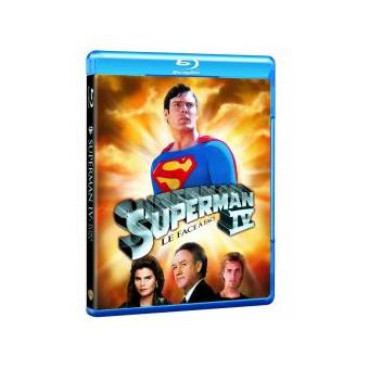 superman iv le face face blu ray blu ray achat prix fnac. Black Bedroom Furniture Sets. Home Design Ideas