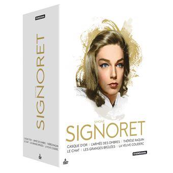 SIMONE SIGNORET-COFFRET 6DVD-FR