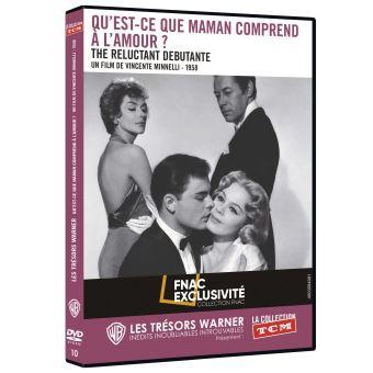 Qu'est-ce que maman comprend à l'amour ? Exclusivité Fnac DVD