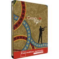 Casino Royale – Blu-Ray pack métal exclusif Fnac - Edition Limitée