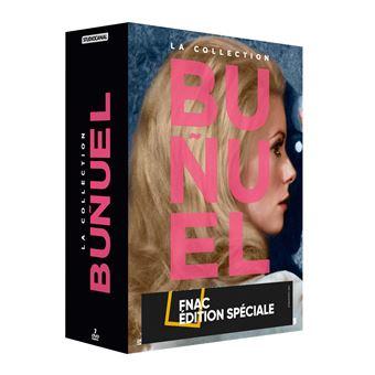 Coffret Buñuel 7 Films Edition Fnac DVD