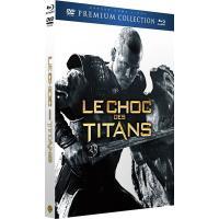Le Choc des Titans - Premium Collection - Combo Blu-Ray + DVD