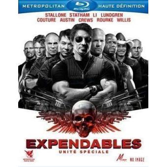 ExpendablesExpendables - Unité Spéciale - Blu-Ray