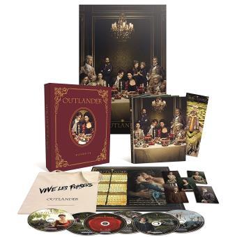 OutlanderOutlander Saison 2 Edition Collector Blu-ray
